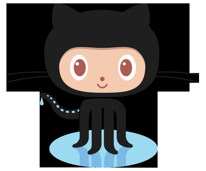 The GitHub mascot, Octocat